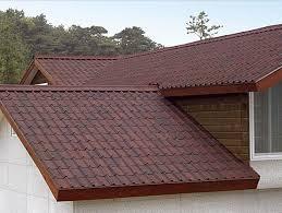 سقف شینگل آندولین شیبدار